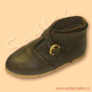 Dětské botičky (model č. 9036)