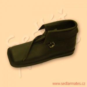 Renesanční kotníkové boty (model č. 2031)