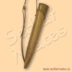 Kožený toulec na šípy (model č. 5032)