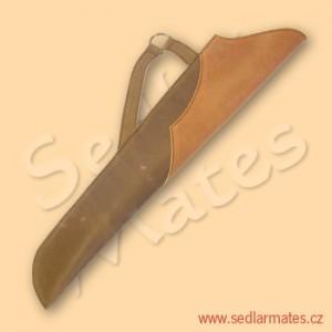 """Kožený toulec """"fantasy"""" (model č. 5033)"""