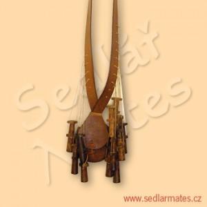 Prachovničky k bandalíru s brašničkou (model č. 5051)