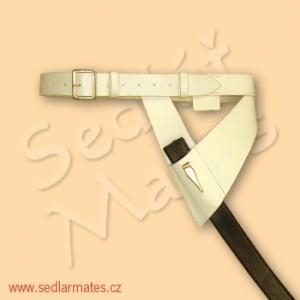 Pochva a závěs na šavli (model č. 5045)