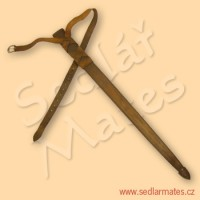 Pochva na meč se závěsem (model č. 5049)